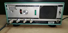 ROBYN T-123B 23 channel CB Radio base Transceiver powers up for parts or repair