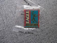Eagle Snacks Atlanta 1996 Olympics promotional pin - volleyball