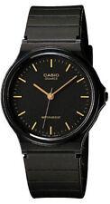 Casio Black and Gold Classic Analog Watch MQ24-1E NEW
