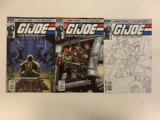 IDW G.I. JOE : A REAL AMERICAN HERO #170 : ALL COVERS BUNDLE : NM CONDITION