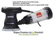 Rupes Random Orbital Palm Sander Machine Round Plate Variable Speed LR71TE
