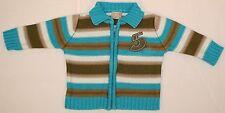 Gestreifte Baby-Jacken, - Mäntel & -Schneeanzüge für Jungen aus 100% Baumwolle