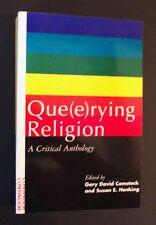 Que(e)rying Religion - A Critical Anthology - pb 1997