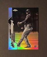 2020 Topps Chrome Luis Robert Refractor Rookie RC #60 SP IMAGE VARIATION