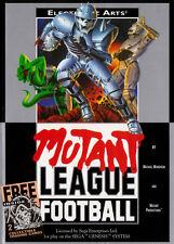 ## SEGA Genesis - Mutant League Football - TOP / Mega Drive US Spiel ##