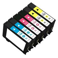 6Pk 100XL C/M/Y Ink Cartridge FOR Lexmark Impact S301 S305 S405 S505 S605