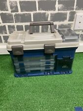 Plano Tackle System Box Premium Tackle Storage 7271 Model 727 Missing Lid