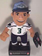 "Russell Wilson Seattle Seahawks 10"" Bleacher Creature SB XLVII NFL Plush Figure"