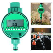 LCD Bewässerungsuhr Zeitmesser Schaltuhr Bewässerung Timer Wasserzeitschaltuhr