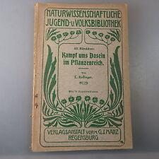 L. Hofinger: Kampf ums Dasein im Pflanzenreich 1906 (42009)