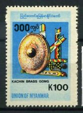 Myanmar 2000 Mi. 351 Nuovo ** 100% Strumento musicale