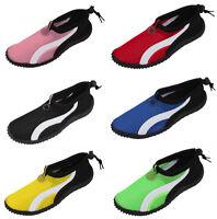 Womens Water Shoes Aqua Socks Yoga Exercise Pool Beach Dance Swim Slip On Surf