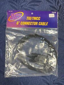 Mth 50-1007 DCS TIU/TMCC 6' Connector Cable