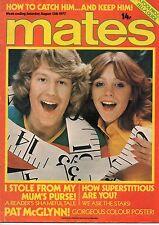 Mates Magazine 13 August 1977  Pat McGlynn of The Bay City Rollers  Leif Garrett