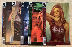 Buffy the Vampire Slayer Season 8 COMPLETE 1-40 + Willow & Riley & Tales of