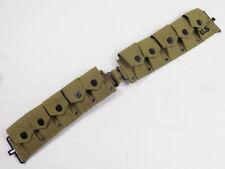 WW2 US Army Garand M1 Ammo Belt Munitionsgurt Koppel Gürtel neu