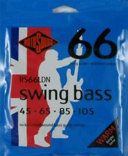 Rotosound RS66LDN Nickel Roundwound Bass Guitar Strings gauges 45-105