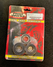 Pivot Works - PWRWK-S21-020 - Rear Wheel Bearing Kit - Suzuki-