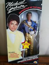 Michael Jackson Doll 1984, Grammy Awards Outfit, New in Box