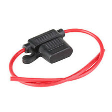 BLADE FUSE HOLDER 30 AMP INLINE WATERPROOF CAR AUTO FUSE FUSES CABLE WIRE PK4