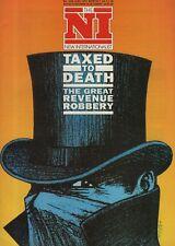 THE NEW INTERNATIONALIST No. 220 (June 1991) TAX DODGERS -TAX HAVENS - PANAMA
