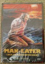 RARE! OOP! NEW! Man Eater / The Grim Reaper DVD 3D Hologram Cover Steelbook