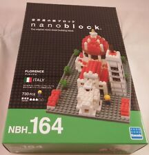 Kawada Nanoblock FLORENCE ITALY - japan building toy block NBH_164 730PCS