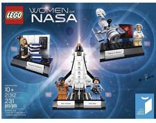 LEGO Ideas Women of Nasa #21312 NEW SEALED Ships Priority Mail 231 Pcs Ages 10+