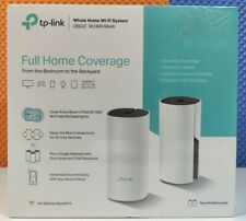 TP Link Whole Home Wifi System DECO W2400 Mesh 100 device capable  ( 2 pack )