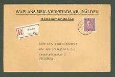 J Cover S88 Sweden old Registered Waplan Mechanical Workshop Company Nalden