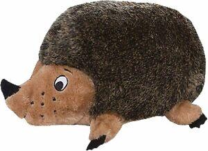 Outward Hound Kyjen Hedgehogz Squeak Animal Toy for Dogs Medium