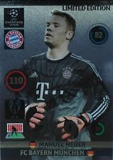 Panini Adrenalyn XL * Champions League 14/15 CL 14/15 * LIMITED EDITION *Neuer*