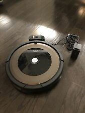 iRobot Roomba 890 Wi-Fi Robot Vacuum Cleaner w/Dual Mode Virtual Wall Barrier