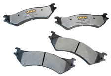 Semi-Metallic Pads fits 1999-2007 Ford E-350 Super Duty E-250 E-350 Club Wagon