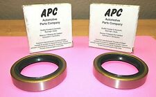 1963 TO 1973 CHRYSLER NEW YORKER NEWPORT FRONT WHEEL HUB  SEALS NEW QTY.2(PAIR)