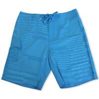 Oakley COLLINS POINT Boardshorts Size 34 L Jewel Blue Shorts Swim Mens Boardies
