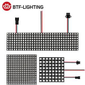 WS2812b LED Panel Chip 8x8/8x32/16x16 Pixels Full Color Panel Screen Addressable