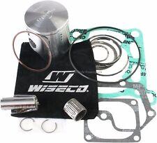 Wiseco Top End Rebuild Kit 91 92 93 94 95 96 RM125 Piston Rings Pin Bearing Gsk