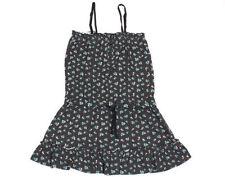 128GB Mädchenkleider aus 100% Baumwolle für den Sommer Größe