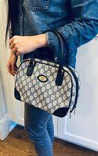 Vintage Authentic Gucci Boston Top Handle Handbag Purse - Excellent Condition
