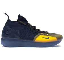 8ef099f0bf88 Nike KD 11 Chinese Zodiac Mens AO2604-400 Navy Gold Basketball Shoes Size  11.5