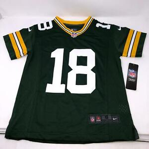 Nike NFL Green Bay Packers Randall Cobb Football Jersey Youth Size Small