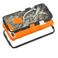 Apple iPhone 8 7 Plus IMPACT TUFF HYBRID Rugged Protective Case Phone Cover +Kit