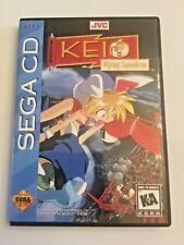 Replacement Case (NO GAME!) Keio Flying Squadron - Sega CD