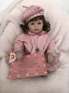 ADORA poupee Doll HALEY Ed IMED.LIMIT N 029/250 2006 Comme Neuf  !!!!!