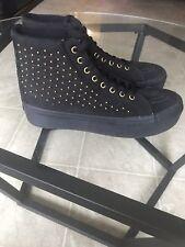 Vans sk8 hi Platform Canvas Shoes