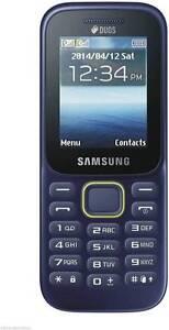 "New SAMSUNG Guru Music 2 (Black) Unlocked Dual SIM (2G) 2""  SHIP DHL"