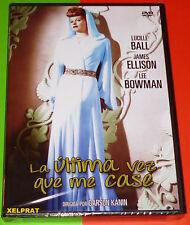 LA ULTIMA VEZ QUE ME CASE / NEXT TIME I MARRY English Español -DVD R ALL- Precin