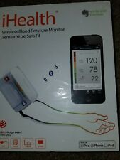 iHEALTH WIRELESS BLOOD PRESSURE MONITOR AWARD WINNER NEW IN BOX
