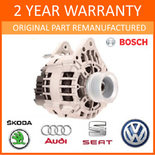 ORIGINAL Alternator - SEAT LEON 1.4 1.6 1.8 20V 20VT & Cupra 1998-2003 90AMP